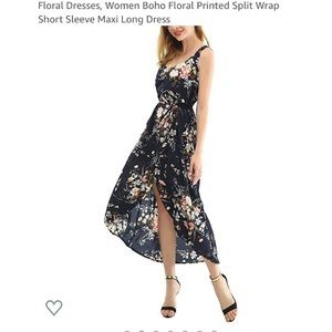 Women's small dress... WITH POCKETS!